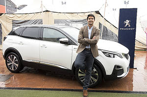 Fernando Verdasco, nuevo integrante del Peugeot Tennis Team