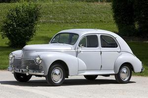 El Peugeot 203 cumple 70 años