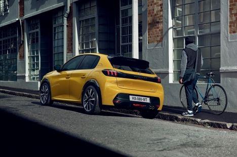 Año nuevo, gama nueva para el Peugeot 208