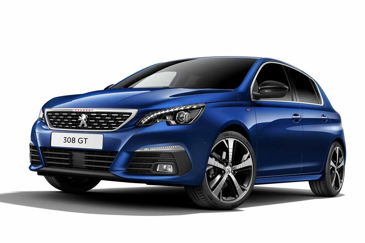 peugeot 308 2 0 bluehdi gt 180 eat8 econom a de hoy. Black Bedroom Furniture Sets. Home Design Ideas
