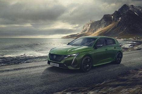 Nuevo Peugeot 308, más que un cambio de logo