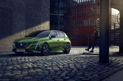 Nuevo 308, The New Face of Peugeot