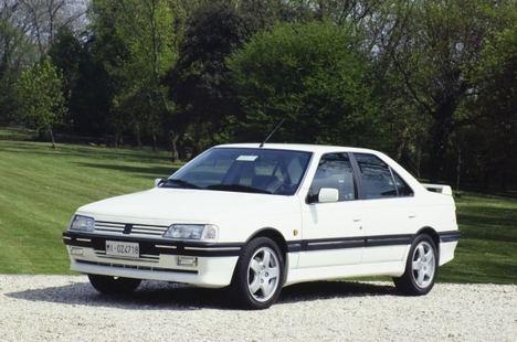 Peugeot 405 T16, la berlina deportiva de los 90