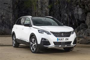 Peugeot 5008 GT Line 1.6 HDI AT6