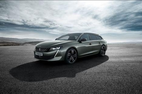 Peugeot 508, gama renovada para 2021