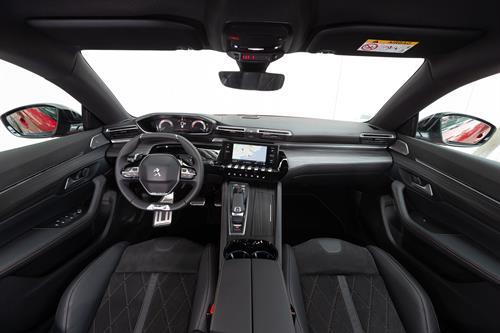 i cockpit amplify del nuevo peugeot 508 econom a de hoy. Black Bedroom Furniture Sets. Home Design Ideas
