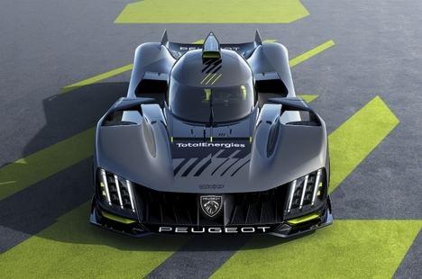 Nuevo Peugeot 9X8 Hypercar