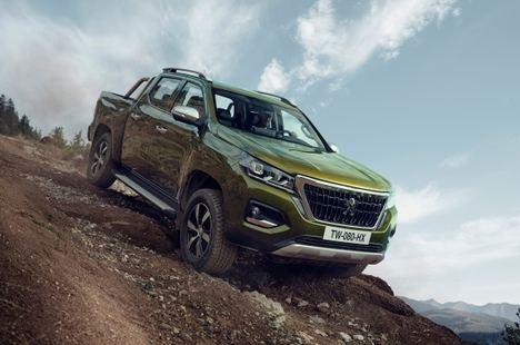 Landtrek, el nuevo pickup de Peugeot