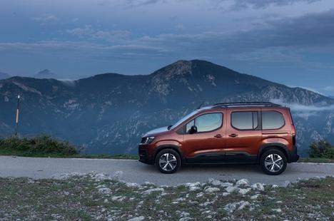 Peugeot Rifter, aventurero polivalente
