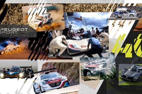 Peugeot Sport celebra 40 años de innovación y éxitos