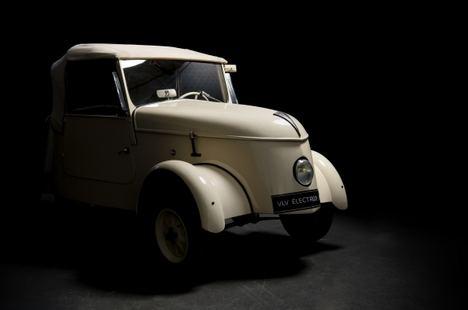 Del Peugeot VLV al nuevo E-2008