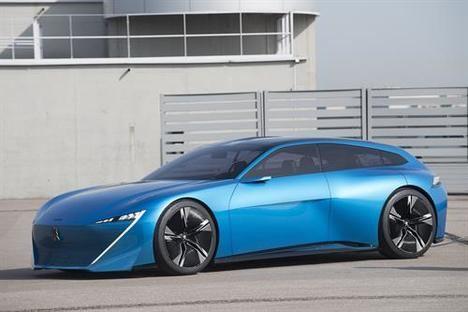Concept-Car Peugeot