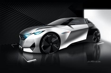 Concept Cars de Peugeot