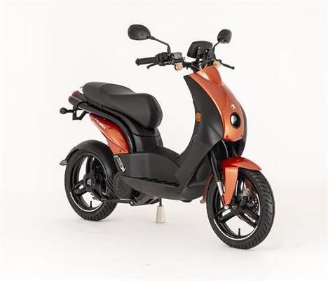 Ofensiva eléctrica de Peugeot Motocycles con e-Ludix