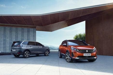 Peugeot en el Salón de Cantón 2020