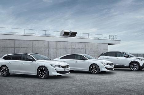 La gama Peugeot, térmica o electrificada, todavía más accesible