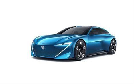 Peugeot Instinct Concept, la libertad aumentada