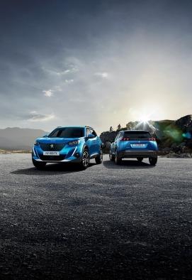 Exclusiva serie especial Roadtrip, para los Peugeot 2008, 3008 y 5008