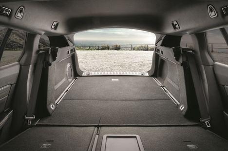 En un Peugeot siempre hay el mismo espacio para el equipaje