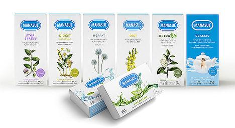 Pharmadus renueva su histórica gama Manasul con innovadoras soluciones para mejorar la salud digestiva