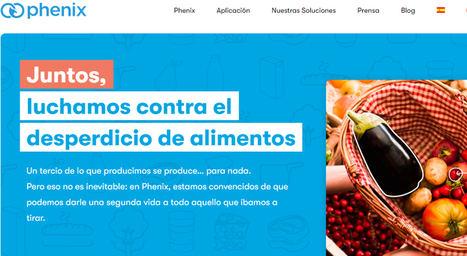Phenix y Areas rescatan 7.000 kg de comida no apta para su venta durante el pico de la crisis sanitaria