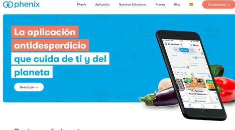 Phenix gestiona la recuperación de alimentos de 98 establecimientos de Valencia