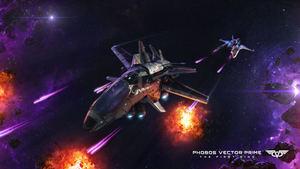La primera campaña de Phobos Vector Prime ya se encuentra a la venta