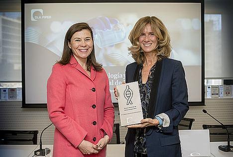 Cristina Garmendia, Premio Nacional de Biotecnología 2019