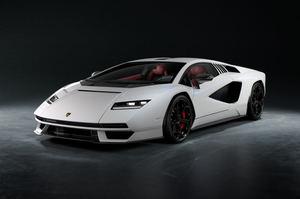 Pirelli y el Lamborghini Countach