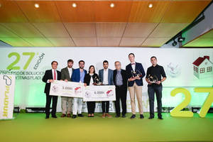 Pladur® celebra su 40 aniversario con una nueva edición del Concurso Soluciones Constructivas