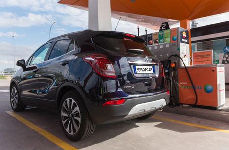Europcar Mobility Group España amplía, gracias a un acuerdo con Repsol y Opel, la flota ECO de su marca Europcar con 200 vehículos GLP