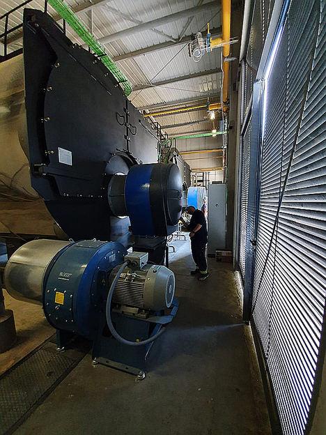 """E&M Combustión instala dos quemadores """"ultra LowNox"""" en una fábrica cervecera en Portugal"""