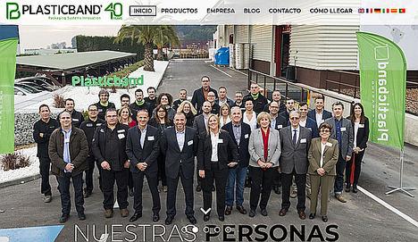 Plasticband sigue creciendo con la adquisición de la empresa portuguesa Cintexpor