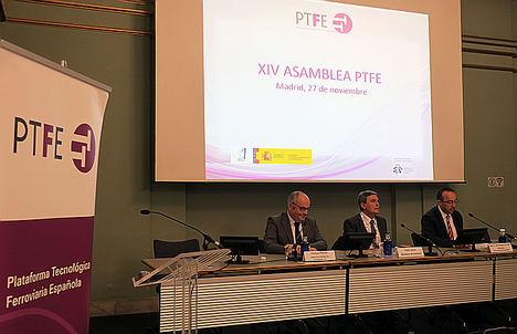 Celebrada la Asamblea Anual de la Plataforma Tecnológica Ferroviaria Española