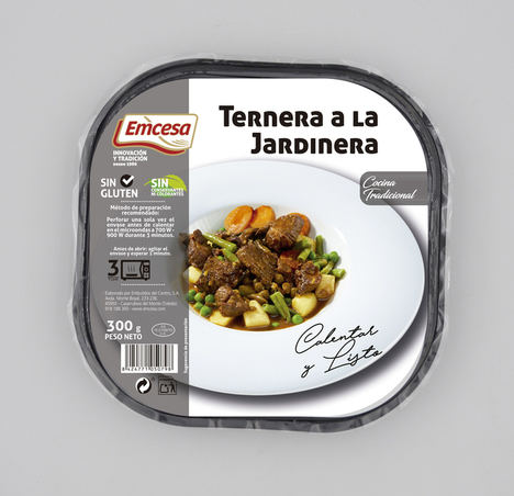 Crecen los platos precocinados de Emcesa durante la pandemia gracias a la llegada de nuevos consumidores