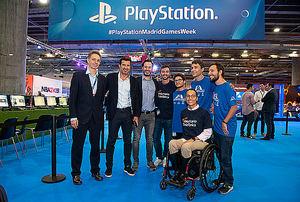PlayStation® muestra todas sus novedades en Madrid Games Week2018