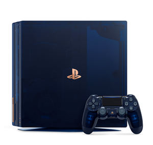 Sony Interactive Entertainment presenta la 'Playstation®4 pro 500 Million Limited Edition'