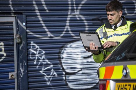 Toughbook, la tecnología que impulsa la próxima generación de cuerpos de policía