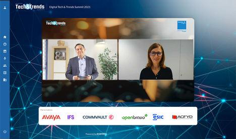 Innovación, creatividad y tecnología: las claves de Digital Tech & Trends Summit 2021