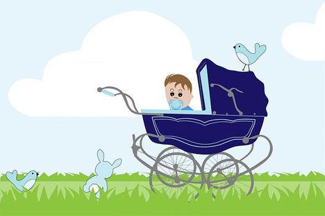 Por qué los cochecitos de bebé son importantes durante la primera infancia, según Bebés Victoria