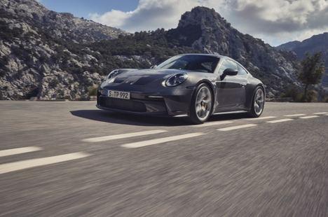 Nuevo Porsche 911 GT3 con Pack Touring
