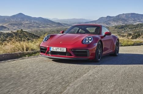 Nuevos Porsche 911 GTS