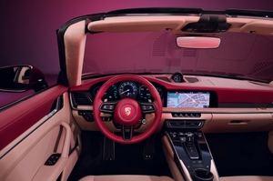 Porsche 911 Targa 4S Heritage Design