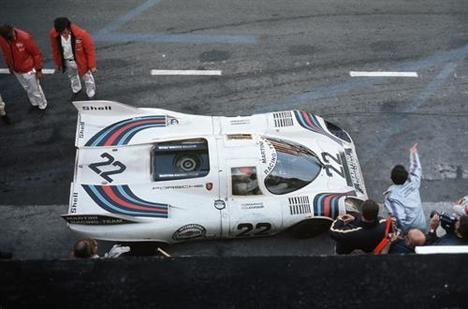 """Exposición especial """"50 años del Porsche 917"""""""