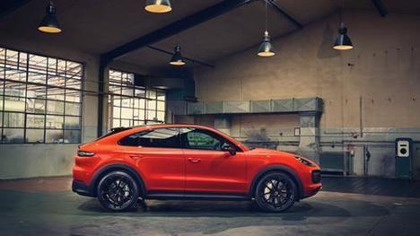 Nuevo Porsche Cayenne S Coupé