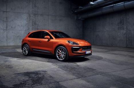 Nuevo Porsche Macan, más robusto, estilizado y deportivo