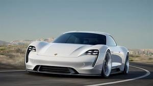 El primer deportivo eléctrico de Porsche se llamará Taycan