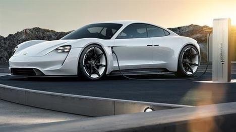 Taycan, el primer Porsche cien por cien eléctrico