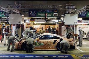 Doblete de Porsche en las 24 horas de Le Mans en las categorías GTE