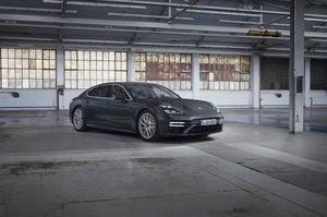 Porsche lanza el nuevo Panamera